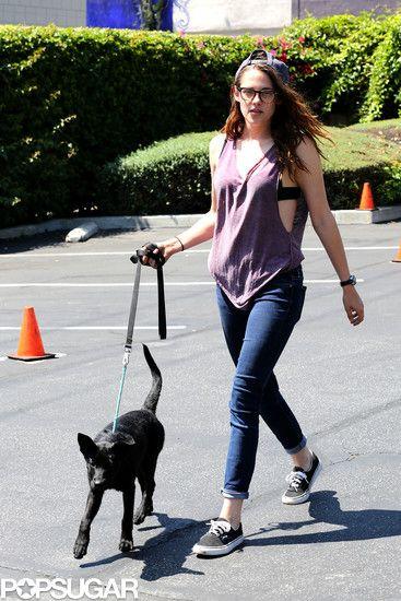Kristen Stewart Has a Girls