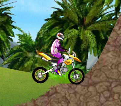 Uphill Rush, jocuri motociclete