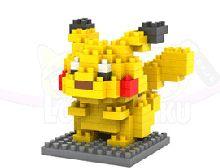 Pokemon Pikachu de montar 5 cm