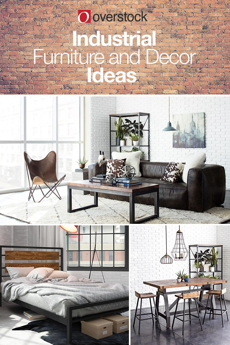 17 Best Images About Industrial Chic Decor On Pinterest