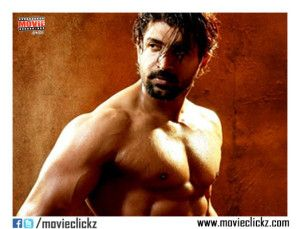 Arun Vijay's next action thriller!