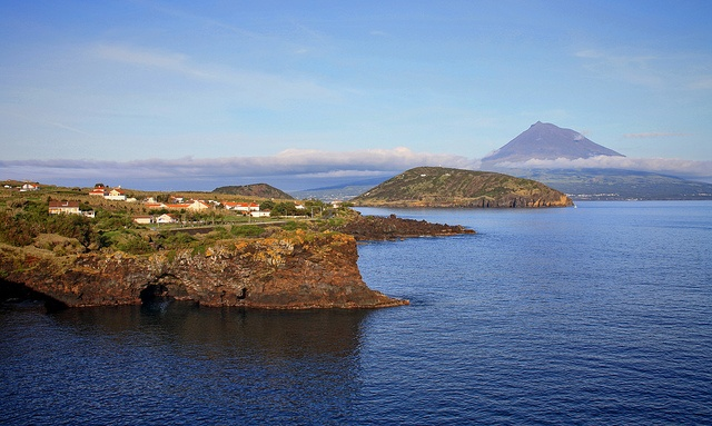 Faial & Pico Islands, azores, Portugal