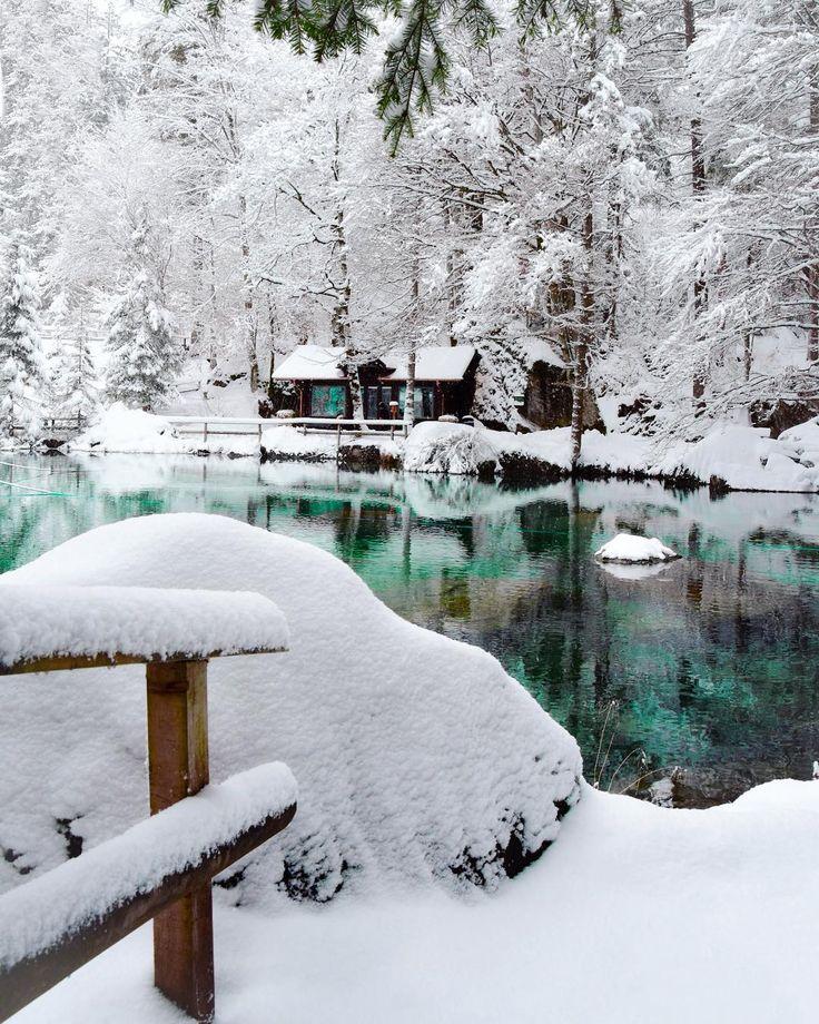 Зимние гифы релакс