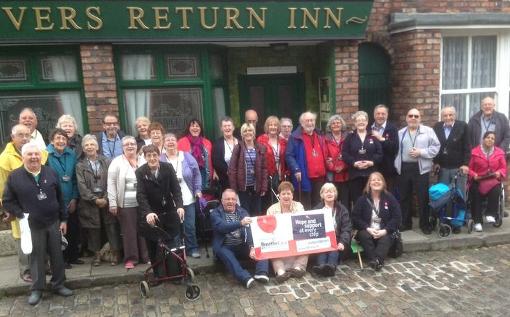 We took a trip to Manchester to visit Coronation Street