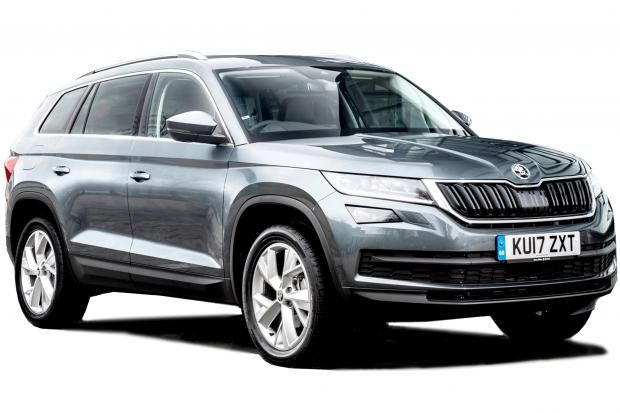 Best 4x4s And Suvs Skoda Kodiaq Suv Skoda