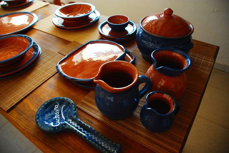 7 best vajilla de color azul images on pinterest dish for Vajilla para bar