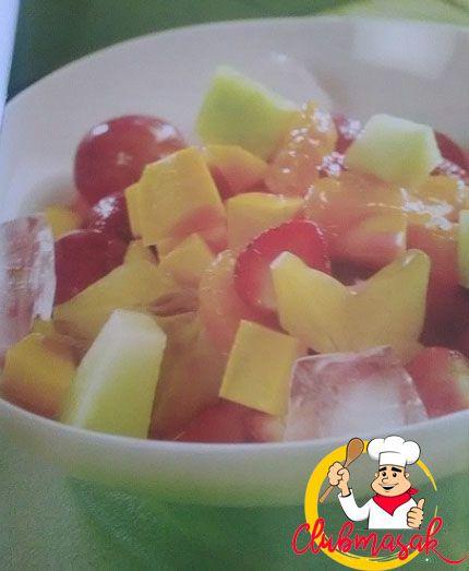 Resep Salad Buah Organik, Menu Diet Sehari-Hari, Club Masak