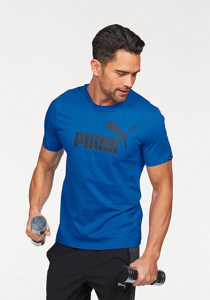 PUMA T-Shirt »ESS No.1 Logo Tee«
