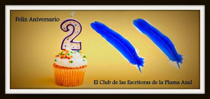 El Club de las Escritoras de la Pluma Azul: SORTEO INTERNACIONAL 2º ANIVERSARIO DE LAS PLUMAS ...