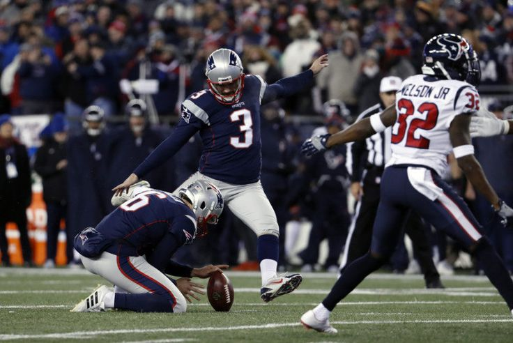 Stephen Gostkowksi breaks Patriots postseason record for field goals = Patriots kicker Stephen Gostkowski converted on a field goal in the first quarter of the AFC Championship against the Steelers which marked his…..