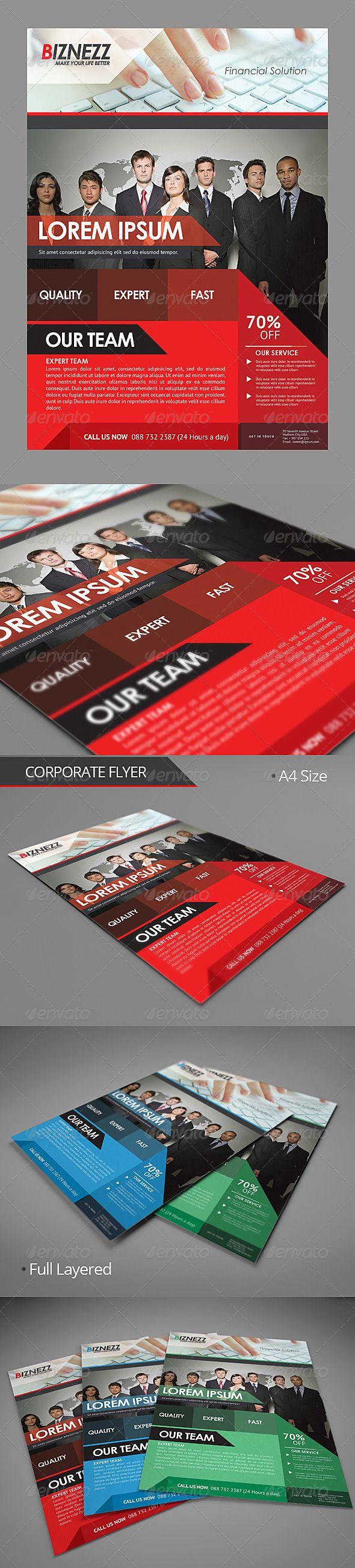 94 Best Corporate Flyer Images On Pinterest Corporate Flyer Flyer