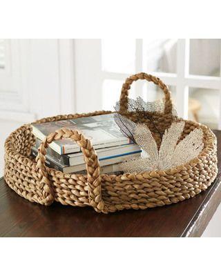 love this round basket!