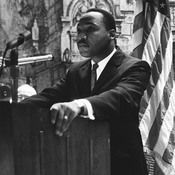 A recording of Dr. Martin Luther King Jr. delivering this address to the New York State Civil War Centennial Commission in 1962 was recently...