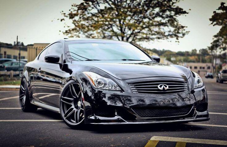 Infiniti G37 Coupe (Black)