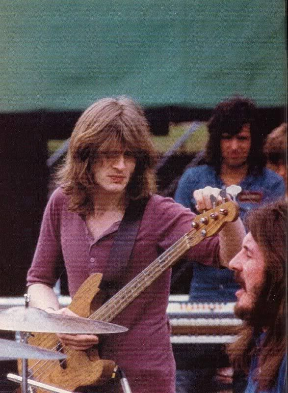 John Paul Jones. I see very rare pictures of him by himself