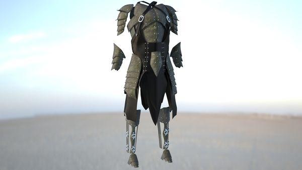 Armor by Víctor Bautista Fuentes