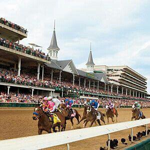 ~~Kentucky Derby - Churchhill Downs~~