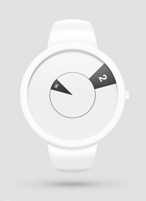 The Mask Watch: an excellent way to teach kids how to tell the time