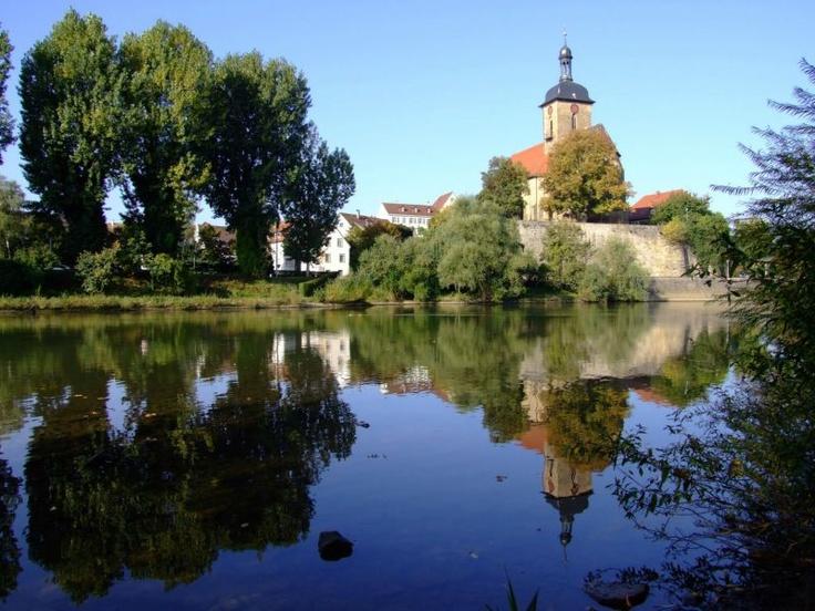 Lauffener Regiswindiskirche