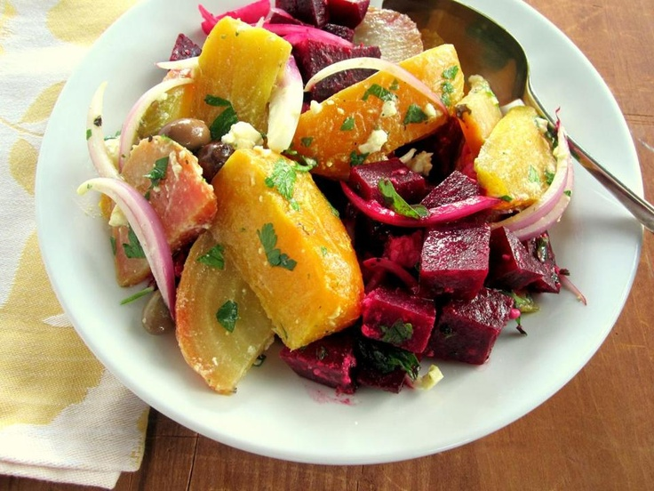 Recipe for beet and feta salad - The Boston Globe
