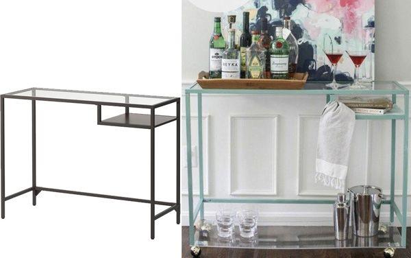 IKEA hacks: 10 tips för lyxiga IKEA möbler - Inredningsvis