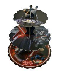 Star Wars Cupcake Standı