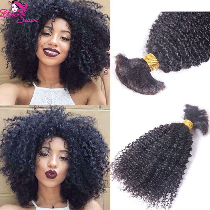 8 Best Luffywighair Bulk Extension No Weft Images On Pinterest