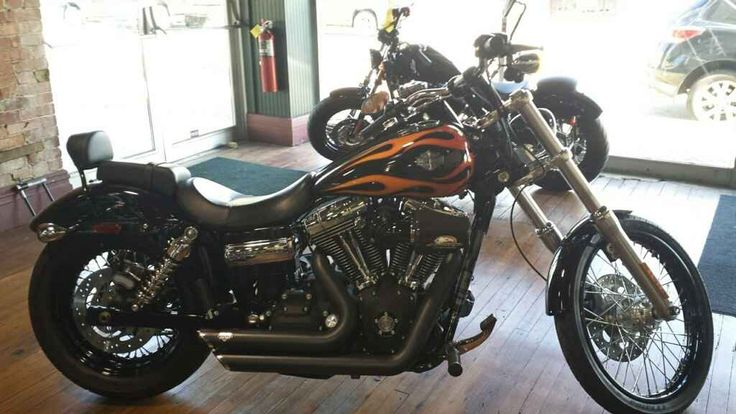 Used 2011 Harley-Davidson DYNA WIDE GLIDE Motorcycles For Sale in Ohio,OH. Very low milage!!! 7,000 miles, screaming eagle kit and van Hines pipes! It has the 103 engine, also its own tuner and a brand new battery tender. Excellent condition very clean!! Also has a extended 2 year warrenty on it!!! I only put 20 miles on it myself. It needs a good home and someone how wants to ride!!!