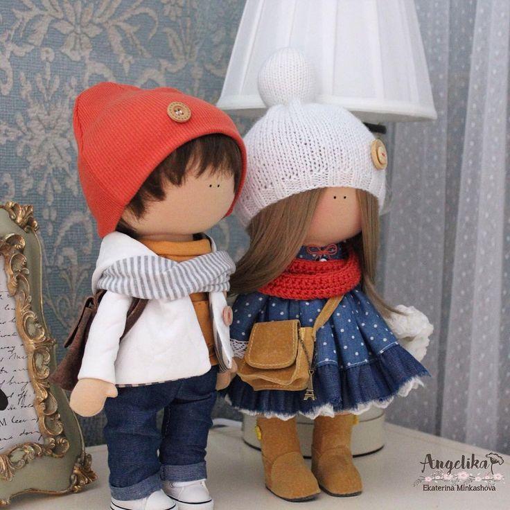 #тильда #куколки #сделанослюбовью #baby #красиво #мое_счастье #хобби #хендмейд