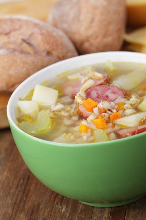 Sedliacka polievka - Recept pre každého kuchára, množstvo receptov pre pečenie a varenie. Recepty pre chutný život. Slovenské jedlá a medzinárodná kuchyňa