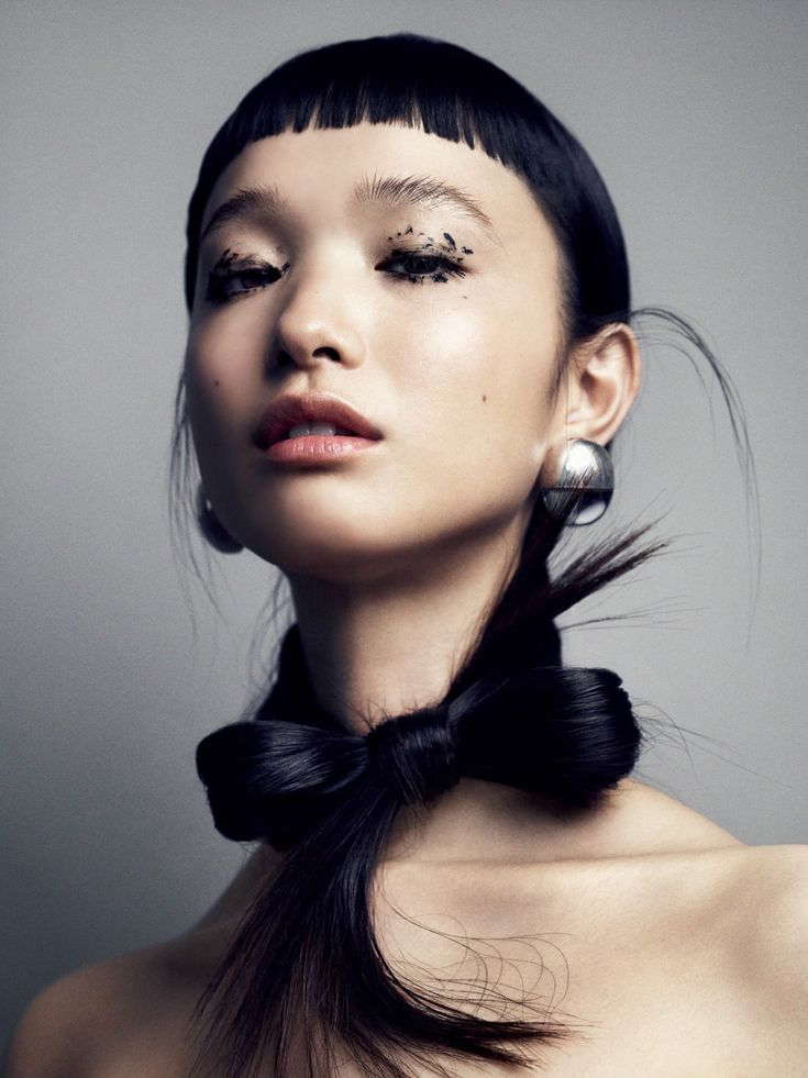 The Face Of Asia:日本版《VOGUE》9 月號集結亞洲模特兒時尚女力 14