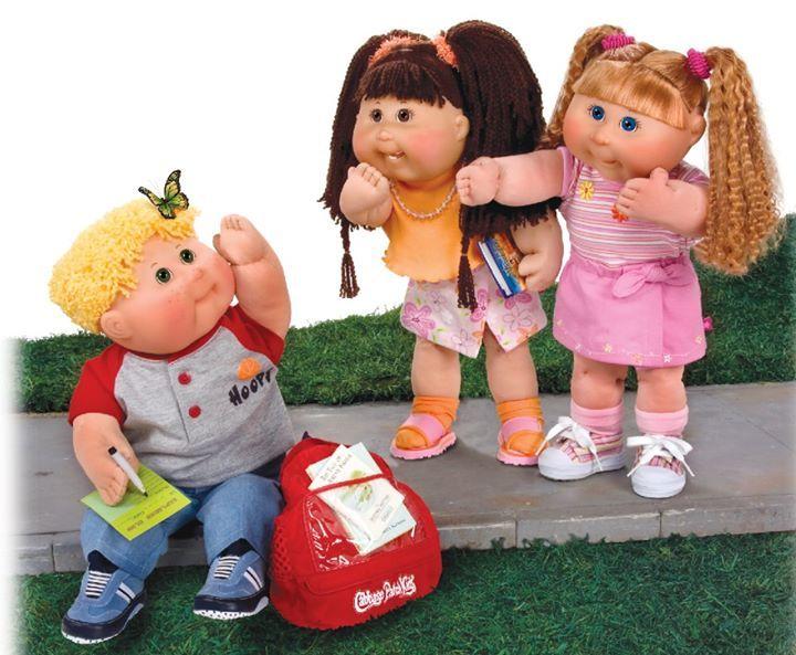 203 besten Cabbage patch Kids and Babies Bilder auf Pinterest ...
