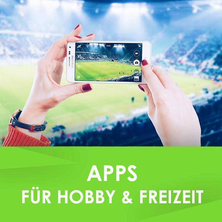 Die besten Apps für Hobby und Freizeit findest du hier.