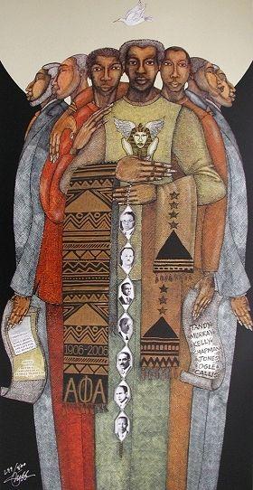 Artwork by Charles Bibbs - Avisca.com: the discount online African American Art Gallery