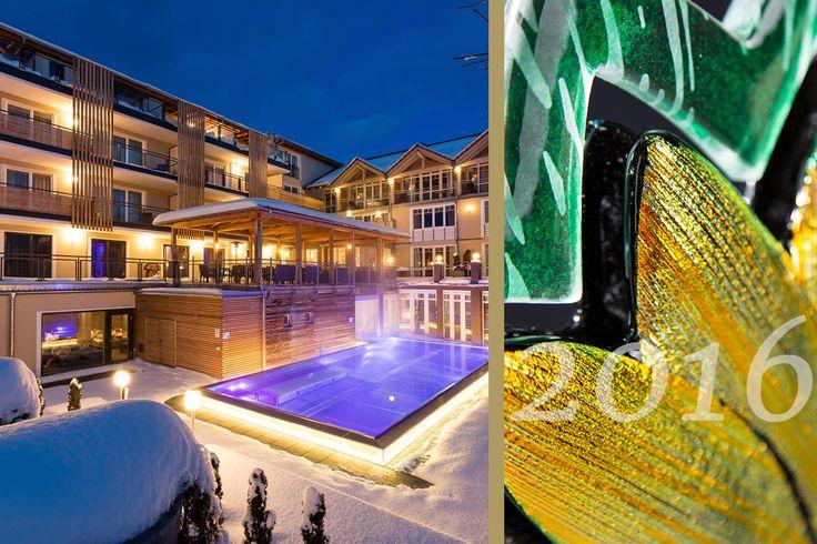 WINNER LEADING SPA AWARD 2016  HOTEL BODENMAISER HOF****S  #leadingspaaward #spa #auszeichung #award #tourismus #bodenmais #germany #luxury