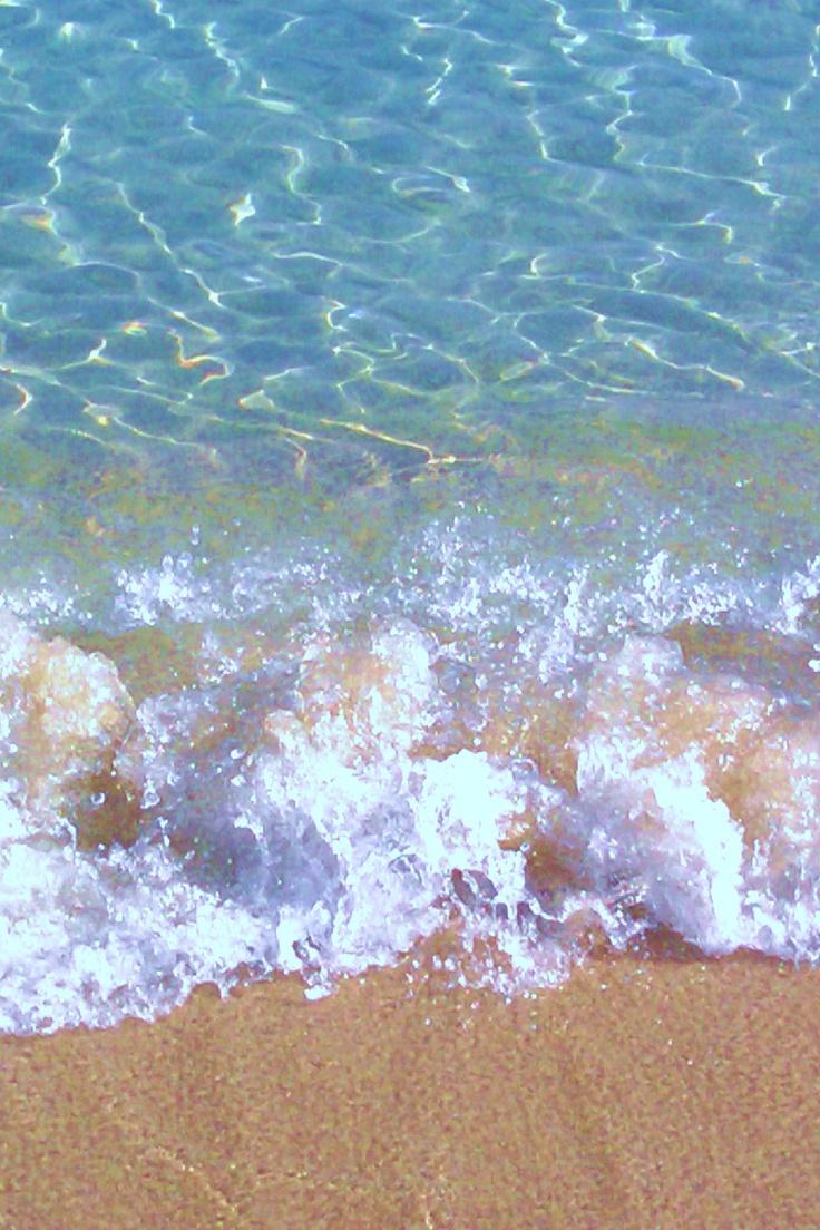 my sea!