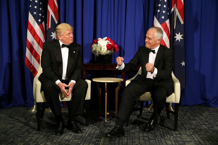 Watch: Australia's prime minister mocks Trump in a new leaked video - Vox