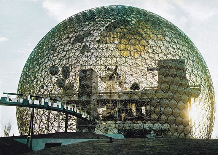 Buckminster Fuller's Geodesic Dome