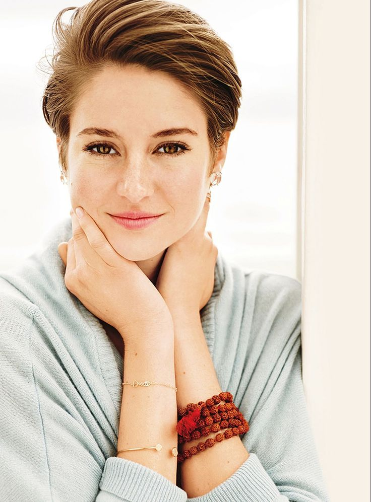 Shailene Woodley in Natural Health Magazine, May/June 2014.