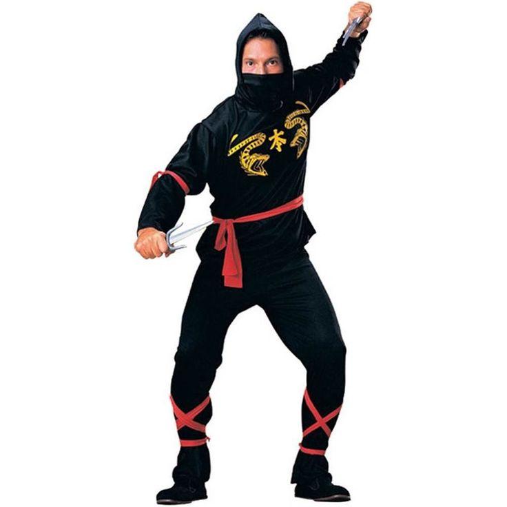 menu0027s ninja costume halloween costume cosplay new m l xl 2xl