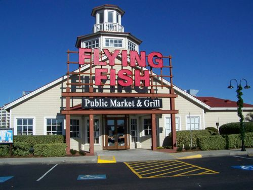 Flying Fish Restaurant Myrtle Beach Sc