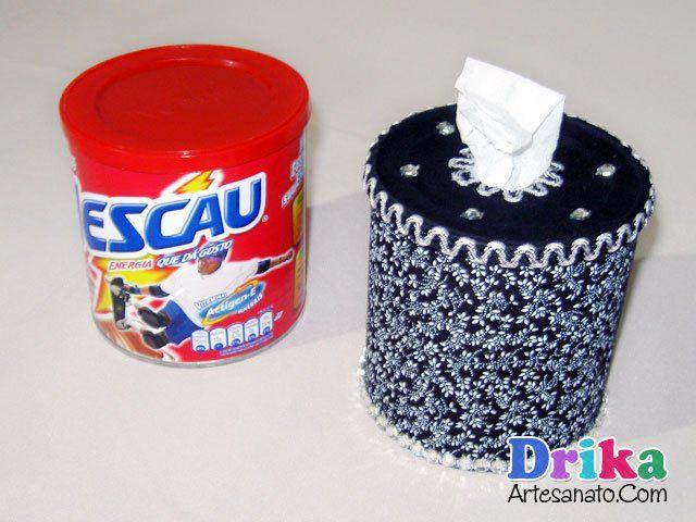 Top 5: modelos incríveis de porta papel higiênico de mesa