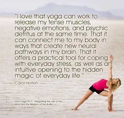 Yoga Spiritual Quotes. QuotesGram