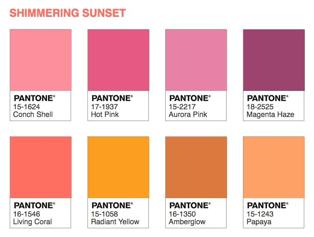 Color Match Living Coral My New Orleans Coral Colour Palette Pantone Colour Palettes Coral Paint Colors