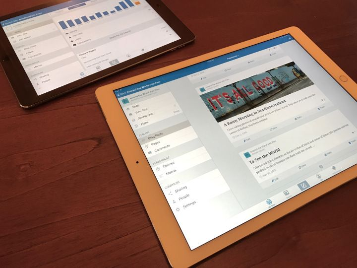 Take a breather and catch up with my blog💥 A New WordPress App Update, Designed for the iPad https://en.blog.wordpress.com/2017/03/24/a-new-wordpress-app-update-designed-for-the-ipad/?utm_campaign=crowdfire&utm_content=crowdfire&utm_medium=social&utm_source=pinterest