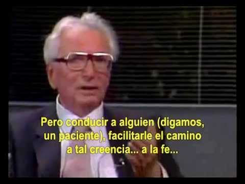 Entrevista al Dr. Viktor Frankl. El sentido de la vida. Reflexiona sobre nuestra libertad de elegir