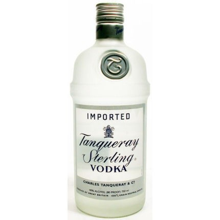 Tanqueray Sterling Vodka