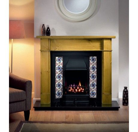 Gallery Worcester Wooden Fire Surround