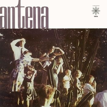 """antena, the boy from ipanema belgian 12"""" front"""