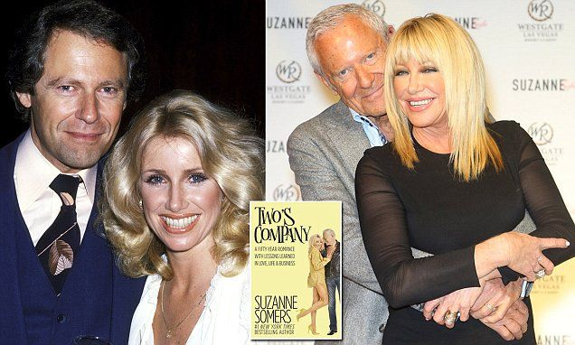 Suzanne Somers details sex life with hub and how she was almost raped